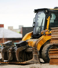 Financing Construction and Landscape Equipment