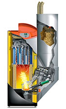 Wood pellet stove financing