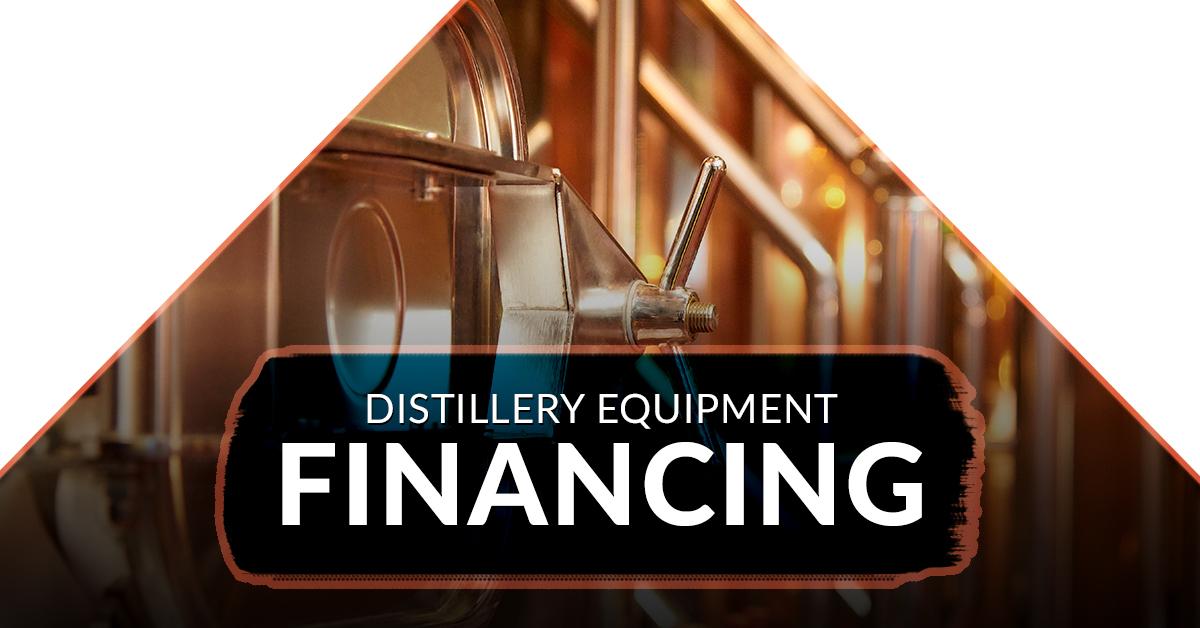 Distillery Equipment Financing - Explore Our Equipment