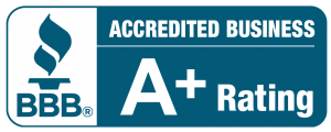Better Business Bureau (BBB) A+ Rating